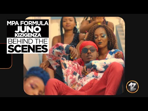 Juno Kizigenza - Mpa formula (Behind The Scenes Part 2)