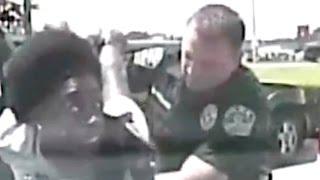 """Cop To African American Woman: Blacks Have """"Violent Tendencies"""" (VIDEO)"""