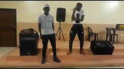 Emiky & Ceekay [Khan'mbize Live Performance]