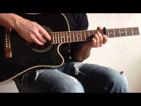 """""""ja""""-von-silbermond-auf-der-guitarre-spielen---guitarre-lernen---instrumente-spielen"""