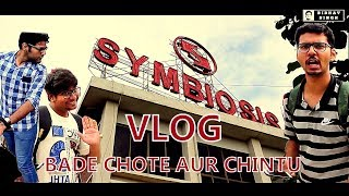 Vlog | Symbiosis Pune | Most Beautiful College Campus | Every Student Life Ever!