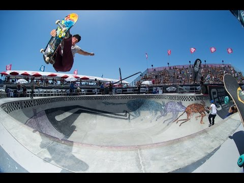 2016 Vans Park Series - Women's - Hanna Zanzi, 1st Place Run - 87.48