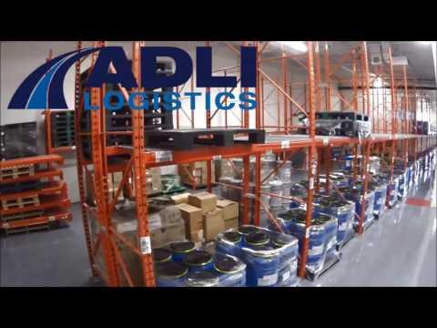 ADLI Logistics - Temperature & Humidity Controlled Warehousing