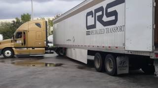 Backing Up- Truck Driver Tips and Tricks