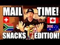 Mail Time! Snacks Edition