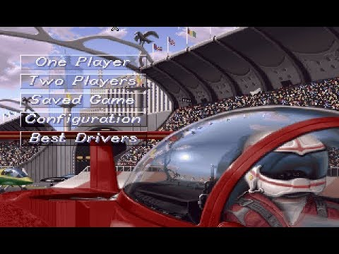 SLIPSTREAM 5000 (PC/DOS) 1995, Software Refinery/Gremlin Interactive