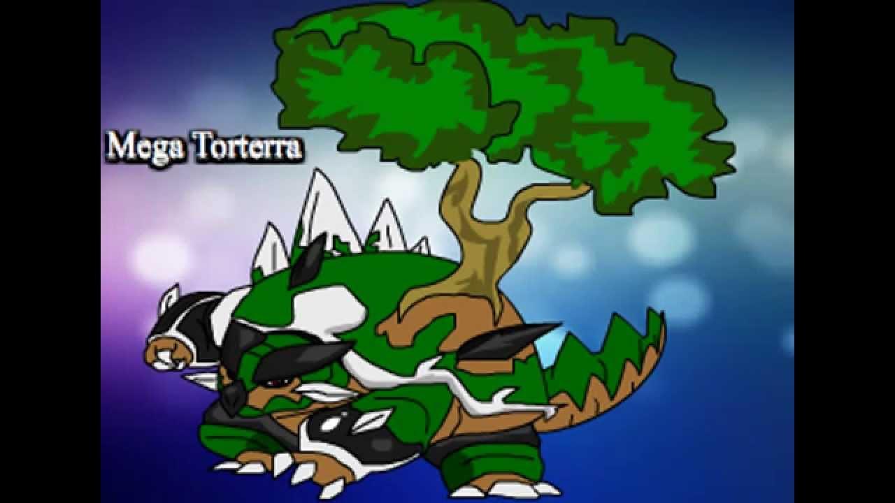 Pokemon Torterra Mega Evolution | www.pixshark.com ...