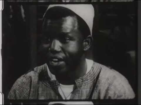 Chinua Achebe Interview |1964