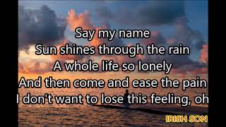 Gambar cover Shane Filan - Eternal Flame (lyrics HD ) New song 2017
