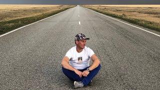 Дорога на Восток. В УЗБЕКИСТАН на машине. Высохшее Аральское море. / Видео