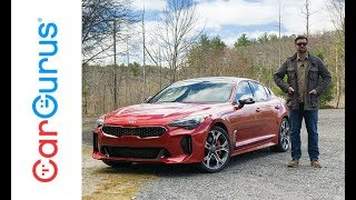 2018 Kia Stinger | CarGurus Test Drive Review