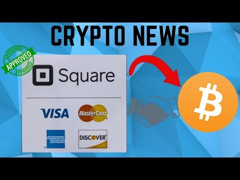 """Bitcoin Accepted Everywhere"" Square Patent Approved + Forbes Survey Suggest Bullish Future"