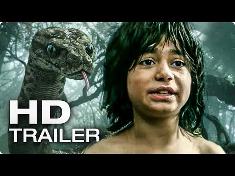 THE JUNGLE BOOK Trailer German Deutsch (2016)