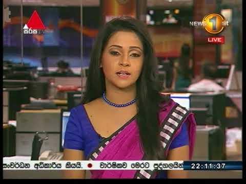 News 1st Sinhala Prime Time, Monday, September 2017, 10PM (11-09-2017)