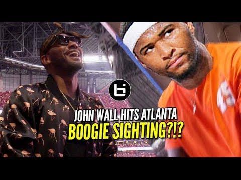John Wall Accepts Kobe's Challenge & Hits BAMA/FSU in ATL: NO OFF SEASON | episode 7