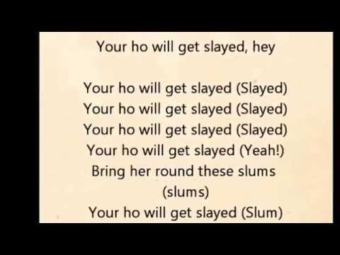 K camp SLUM ANTHEM Lyrics