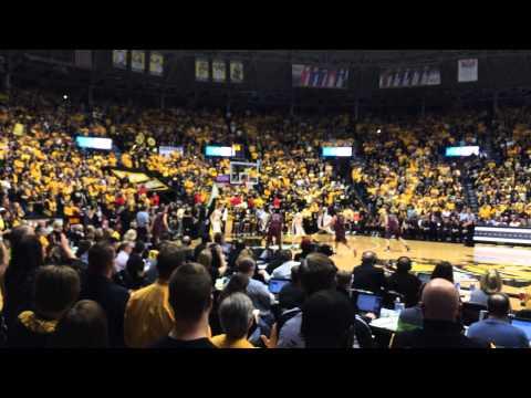 Undefeated Wichita State Shockers - Final Reg Season Game