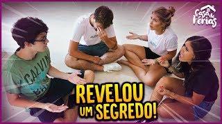 TODOS CONTARAM SEUS MAIORES SEGREDOS!! - CASA DE FÉRIAS #47 [ REZENDE EVIL ]