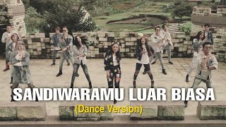Cover images Siti Badriah - Sandiwaramu Luar Biasa ft. RPH & Donall (Dance Version)