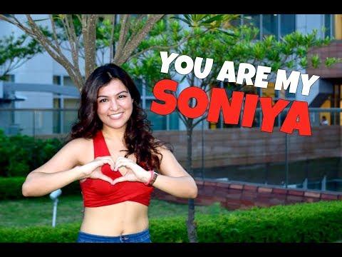 You Are My Soniya | K3G | Kareena Kapoor & Hrithik Roshan | Bollywood Dance Cover by Hanisha