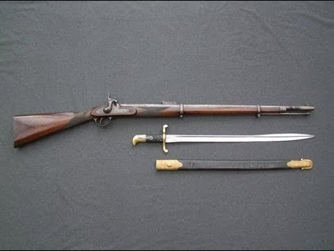 Lancaster's Patent Muzzle Loading Rifle