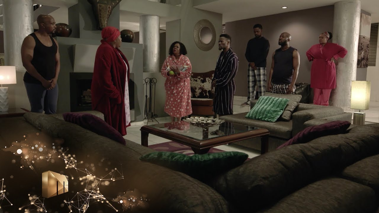 Download Our house burned down – Isibaya | Mzansi Magic