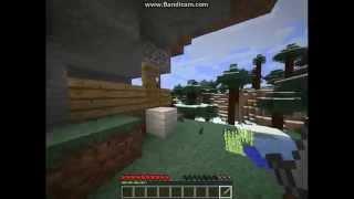 Обучение-Minecraft (Стеклянные панели) # 2