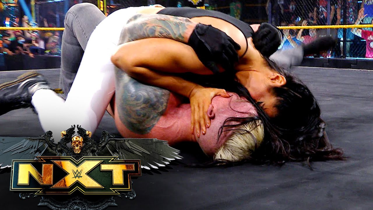 """Dexter Lumis Loses """"Love Her or Lose Her"""" Match - Indi Hartwell Kisses Him Anyway"""