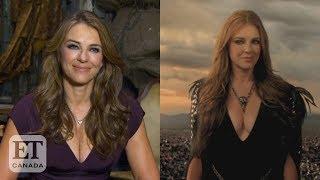 Elizabeth Hurley Talks Marvel's 'Runaways' Season 3