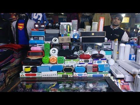 Nehru Place Market [ Electronic market ] Delhi.