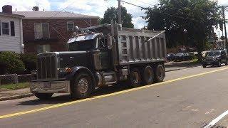 Peterbilt Dump Truck Jake Brake