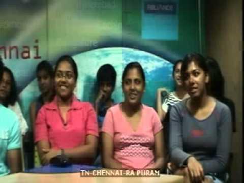 Chennai-Burlington Videoconference