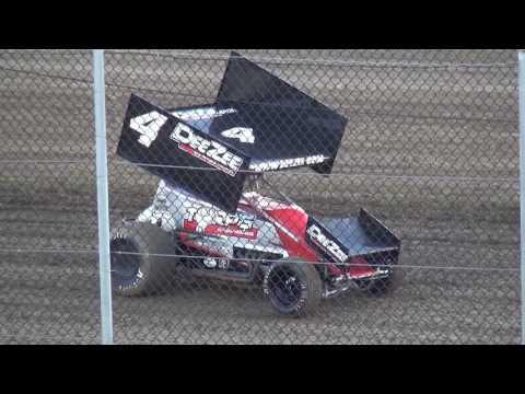 Sprint Invaders Shake up Dash 34 Raceway 5/29/16