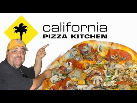 California Pizza Kitchen - Behind The Scenes