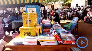 Nation Media Group donates school materials to improve perfomance