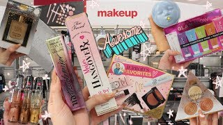 TJ MAXX & MARSHALLS COME SHOP WITH ME (TOO FACED, LAURA GELLER, GUCCI, & MORE!!) | Vanessa Lopez
