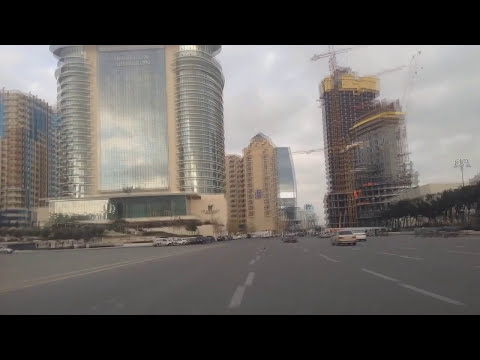 Formula 1/ F1 Grand Prix Baku 2016 / European GP - drive through (archive)