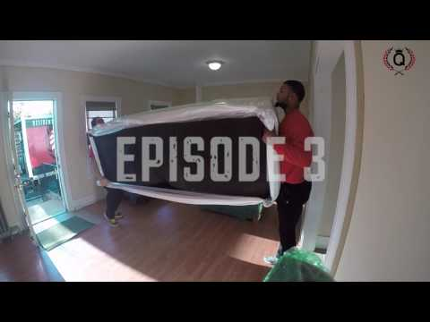 How A Moving Company Handles A Local Move In Boston. (Ep.3)