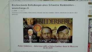Günter Grass Freimaurer, Psyop, Ablenkungsmanöver, Bankenabkommen & 30-jähriger Krieg