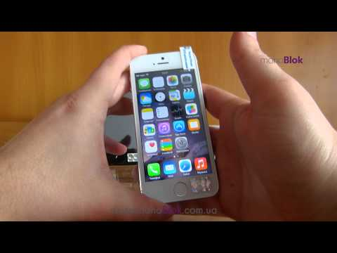 Копия iPhone 5s. Обзор айфон 5s китайский (Pro+)