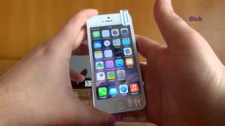 Копия iPhone 5s. Обзор айфон 5s китайский (Pro+)(Подробнее о телефоне: http://monoblok.com.ua/telefony_na_Android/iPhone_5s_PRO_plus_Android_4_2_MTK6589_1_sim_black Это лучшая копия ..., 2015-02-21T16:16:00.000Z)
