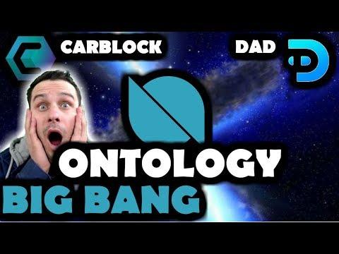 💥Ontology BigBang💥| Airdrop: $CAR $DAD: Carblock, Decentralized Advertising | Ontology Mainnet!!
