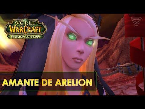 WOW : THE BURNING CRUSADE | #16 El secreto de Arelion | Tierras de fuego infernal