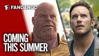 Movies Coming This Summer (2018) - Продолжительность: 3 минуты 56 секунд