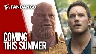 Movies Coming This Summer (2018)