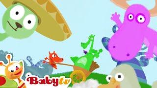 Video Abajo por la bahía - BabyTV Español download MP3, 3GP, MP4, WEBM, AVI, FLV Juli 2018
