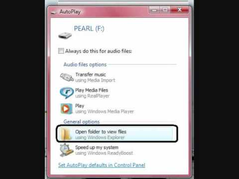 HOW TO: How 2 put Songs 2 your RCA MP3 Player