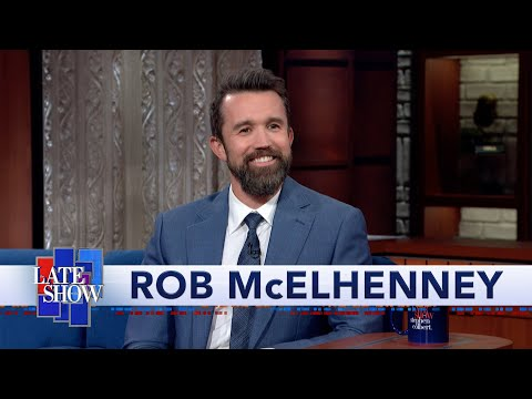 "Rob McElhenney: How ""Always Sunny"" Landed Danny DeVito As Co-Star"