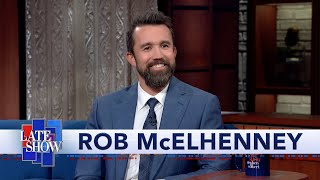 "Rob McElhenney: How ""Always Sunny"" Landed Danny DeVito As Co-Star"