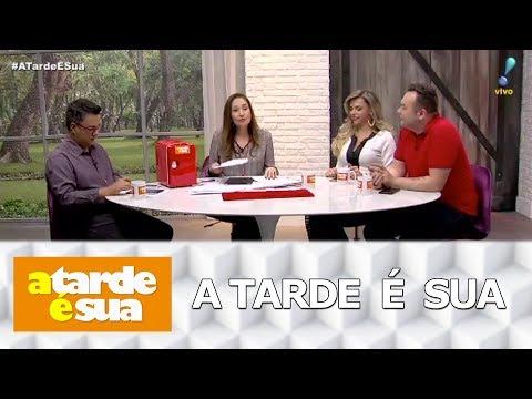 A Tarde é Sua (16/05/18) | Completo